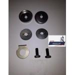 Пыльник сайлентблока маятника Днепр (Мт) полный (комплект как на фото)