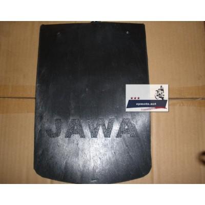 Брызговик JAWA Ява 638 задний (Резиновый)