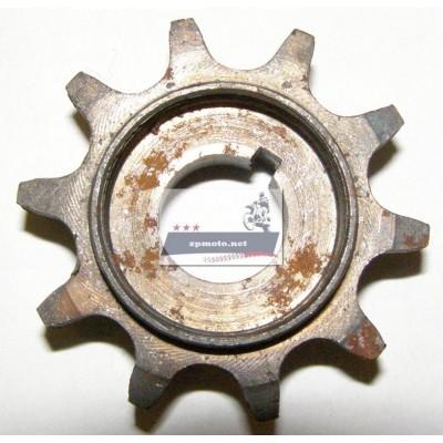Звезда моторная 10 з. (Веломотор) Дырчик F50 F80