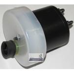 Воздушный фильтр в сборе (элемент + корпус фильтра) Карпаты, Мини-мокик, Верховина