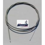 Трос газа Муравей (Запорожье- ГОСТ) длина кожуха  192.5 см, полная 203 см