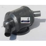 Воздушный фильтр Днепр (Мт) в сборе, корпус + элемент (KMЗ-8.15515000)