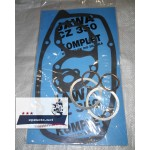 Набор прокладок, прокладки всего двигателя JAWA Ява 350 634 6 В Пр-во: Польша (тексон с алюминием)