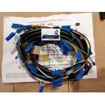 Проводка JAWA Ява 350 638 12 В (П) сечение провода 1 мм