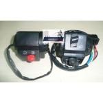 Переключатели (2 шт.) руля света поворотов JAWA 350 634 638 6 В 12 В (пластмассовые)