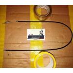 Трос опережения зажигания, обогатителя, корректора, монетки К-750 (Касик), М-72 (Запорожье) длина кожуха 80 см, полная 90 см