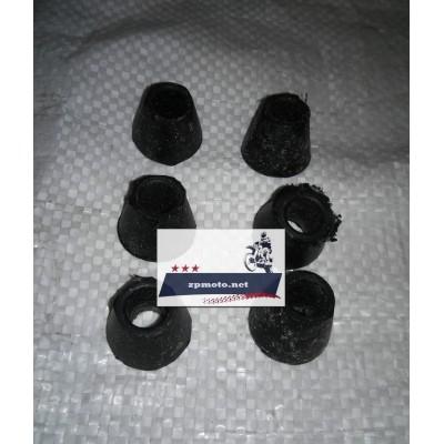 Втулки крепления двигателя (6 шт.) резиновые Карпаты