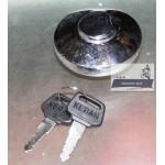 Крышка бензобака с замком (ключом) Delta (Дэльта)