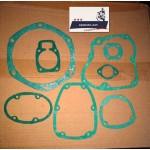 Набор прокладок коробки передач + крышки моста К-750 (Касик), М-72 (паронит, хорошего качества)