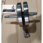 Коленвал коленчатый вал Минск 12 В (3.1122-10400ЗП) с сепаратором (под 204 подшипник)