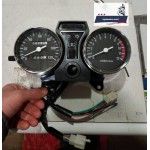 Щиток панель приборов Delta (Дэльта 110) Alpha (Альфа) хром электронный тахометр 120 км/ч