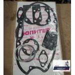 Набор прокладок, прокладки всего двигателя ИЖ Юпитер 3, 4 (паронит с алюминием)
