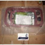 Набор красных сальников двигателя, коробки Днепр (Мт) (21) в вакуумной упаковке - Белоцерковский завод РТИ