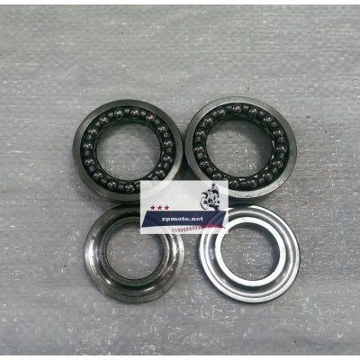 Подшипники рулевой колонки (руля) JAWA Ява 350 638 12 В (2 шт.)
