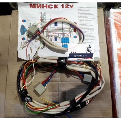 Проводка Минск 12 В (И) сечение провода 0.5 мм