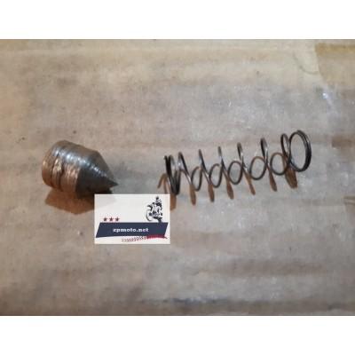 Пуля с пружиной - фиксатор скорости Карпаты