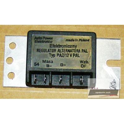 Реле регулятор зарядки, тока JAWA Ява 350 638 12 В
