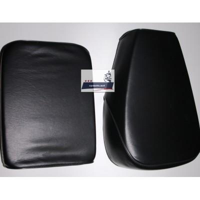 Сиденье Сидение Delta (Дэльта) в сборе, комплект 2 шт. водителя и пассажира