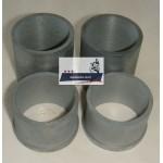 Втулки вилки Минск металлокерамика 4 шт. (верхние 3.115-30123А, нижние 3.115-30120А)